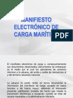 Manifiesto Electronico