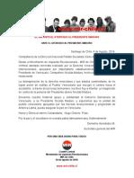 04ago18-Ante El Atentado Al Presidente Nicolás Maduro