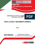 Lineamientos I Simulacro nacional escolar 2016.docx