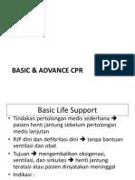 Basic & Advance CPR