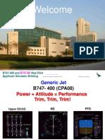 Cathay Pacific B747-400 and -8F NPA Simulator Briefing Notes 20170627