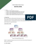 Motor Listrik laporan.docx