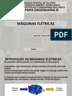 Aula 9 - Eletromagnetismo