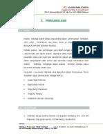 Laporan Penyelidikan Dan Analisa Hidrologi