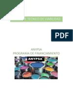 Anypsa Informe Tecnico PDF
