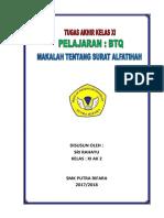 Cover Alfatihah