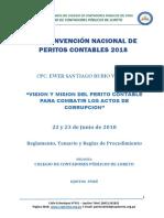 Reglamento General Colegio de Contadores Públicos de Loreto