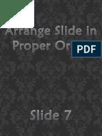 01 B_Arrange Slide