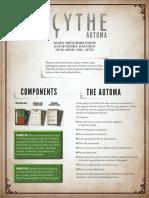Scythe Automa Rule Book