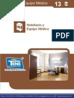 13.Mobiliario Equipo Medico