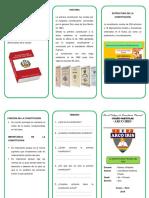 La Constitución Del Perú