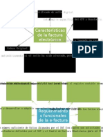 Características de la factura electrónica