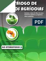 Catalogo Productos Quimicos Organicos Fibra Coco