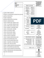 2013 07 27 Manapakkam House Vamsi WD 03 00 Area Statement Dwg List