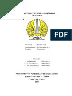 Laporan Prkatikum Transformator (1)