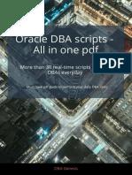 DBA Genesis - Oracle DBA Scripts