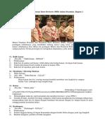 Materi Panduan Dan Peraturan Baris Berbaris - For Merge