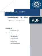 Strategic Management Report KSB Pumps