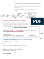 AsymmetricEncryption and PKI CA
