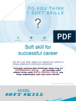 About Soft Skills