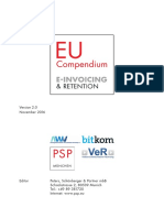 EU-Compendium E-Invoicing and Retention-Version 2 0 FINAL