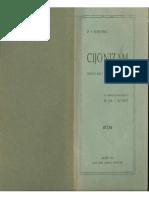 Bernstein - Cionizam