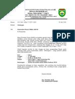 Surat Undangan Pemateri MOS Ke Koramil