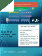 E Classroom DICP2018