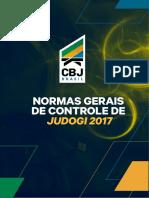 Normas Gerais de Controle de Judogui 2017 v4