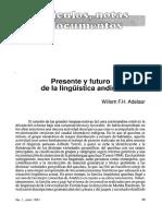 Presente y futuro de la linguistica andina.pdf