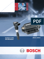BOSCH Ignition Coils and Modules