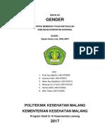Makalah Gender