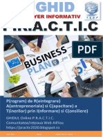 Flyer 1 Ghid p.r.a.c.t.i.c Online Ardd Mts 2018 Img