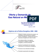OFERTA Y DEMANDA GAS NATURAL MEXICO.ppt