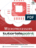Microprocessor Tutorial