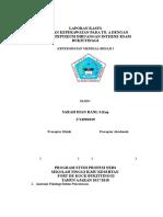 Anatomi Fisiologi Sistem Pencernaa1
