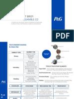 P&G Live Project SDM