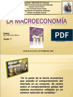 Macroeconomia Presentacion Powerpoint