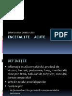 Encefalite Virale Acute