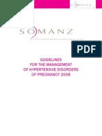 Somanz Guidelines 2008