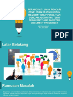 Presentasi TFIDF