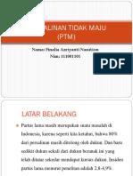 279755773-Persalinan-Tidak-Maju-Ptm.ppt