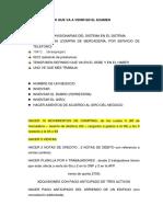 Lo Que Va a Venir en El Examen Final Julio 2018