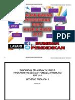 2018 RPT T3 Geografi