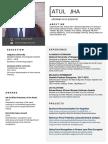 Resume Atul