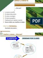 UD11 Sistemas Para Clasificar y Ordenar La Documentación