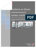 Gloves Maintenance Version 00