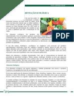Alimentação ecológica