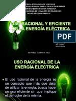 Uso Racional de La Energia Electrica