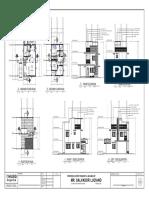 Architectural Plan 1